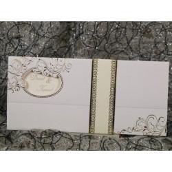 Invitatie de nunta eleganta 510