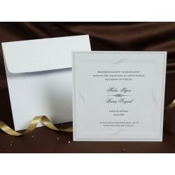 Invitatie de nunta eleganta 30066
