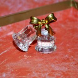 Marturie nunta clopotei cu fundita cristal