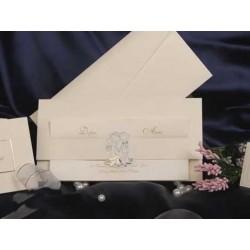 Invitatie de nunta haioasa cu miri 50454