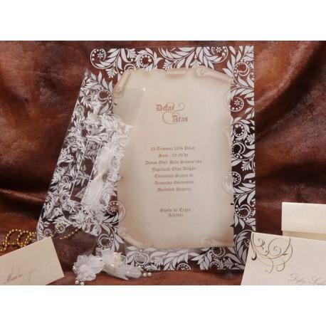 Invitatii Pentru Nunta Ieftine Elegante Papirus 50455