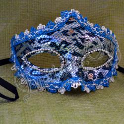 Masti elegante de carnaval - accesorii Photoboth