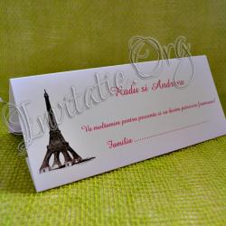 Plic de bani Turn Eiffel