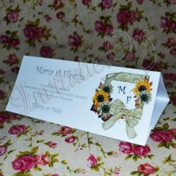 Plic de bani cu Floarea-Soarelui