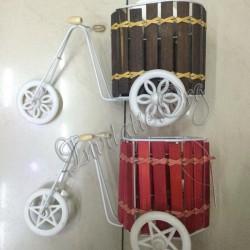 Biciclete cu cos din lemn