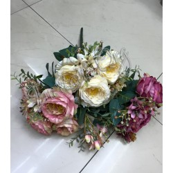 Buchet flori artificiale decor