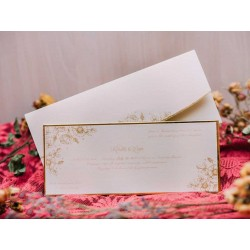 Invitatie de nunta eleganta 50505