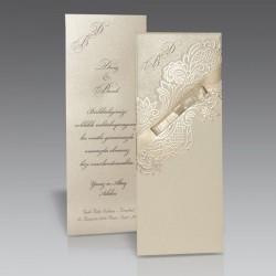 Invitatie de nunta eleganta 1444