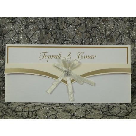 Invitatie de nunta eleganta 466