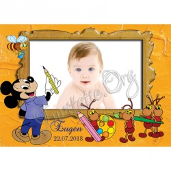 Marturie magnetica Mickey Pictor