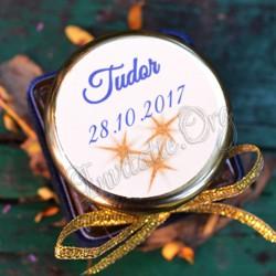 Eticheta cu Stelute aurii