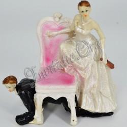Figurine Tort Nunta Haioase