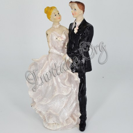 Figurine Tort Nunta Elegante 2