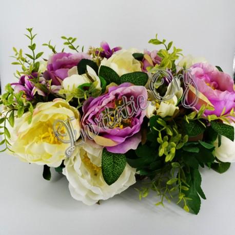Aranjament Floral Decor Din Flori Artificiale