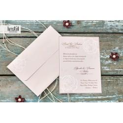 Invitatie de Nunta Eleganta 70271