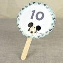 Numar de masa Botez cu Mickey Mouse Haios 1700