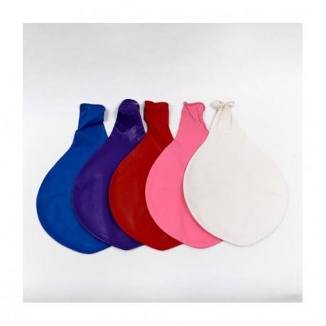 Balon Latex Colorat Jumbo - Decor Eveniment