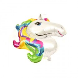 Balon Unicorn Multicolor - Decor Eveniment