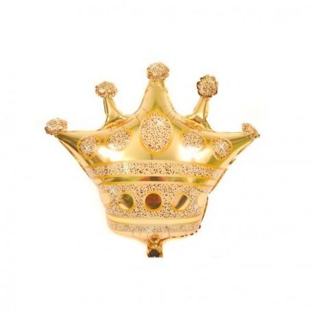 Balon Folie Coroana Regala - Decor Eveniment