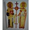 Marturie Magnetica Iconita Sfintii Imparati Constantin si Elena