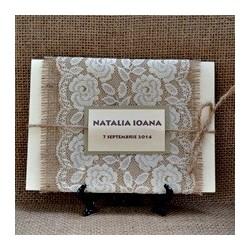 Invitatii De Nunta Handmade Ieftine 2 Invitatii Si Marturii